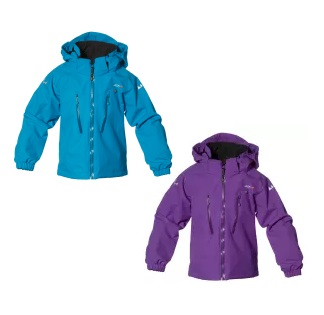 Isbjörn har två jackor Storm Hard Shell Jacket från storlek 86 och Monsune  Hardshell Jacket för de äldre barnen med storlekar från 134. 5e33d6b6c76c5