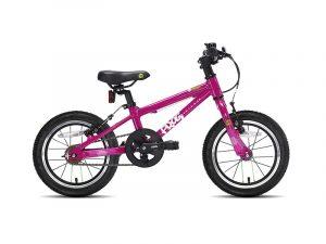 rosa cykel