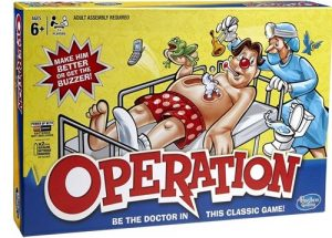operation barn spel